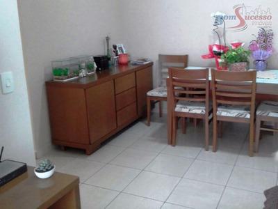 Apartamento Residencial À Venda, Vila Ema, São Paulo. - Ap1144
