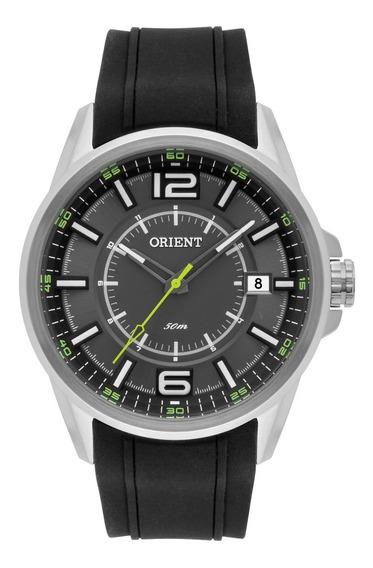 Relógio Orient Masculino Mbsp1026 G2px Aço Analogico