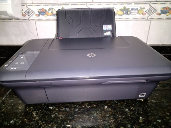 Impressora Multifuncional Hp Deskjet F2050 C/ Manual+acessor