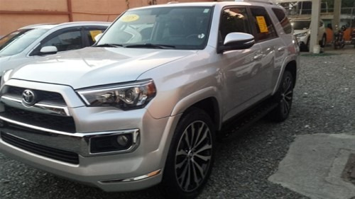 Toyota Runner 2015 Limited