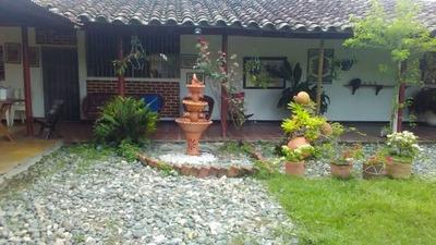Se Vende Casa Campestre En Aguaclara, Tulua