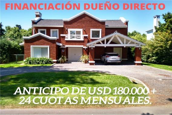 Casa - Venta - B° Sausalito, Pilar (financiación)
