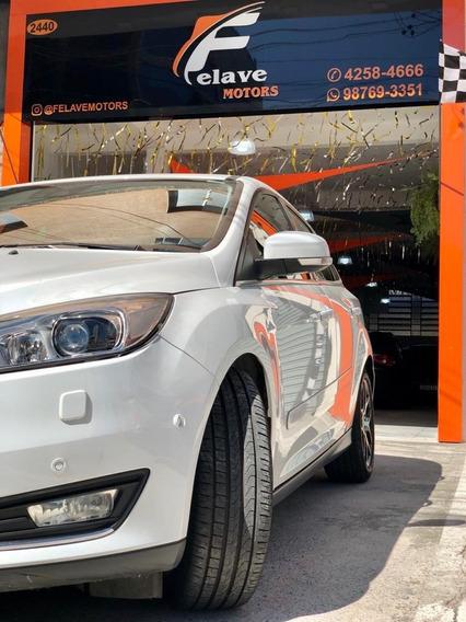Ford Focus Titanium C/ Teto Solar - Único Dono
