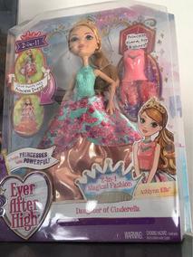 2 Bonecas Ever After High + 1 Barbie Fashionista
