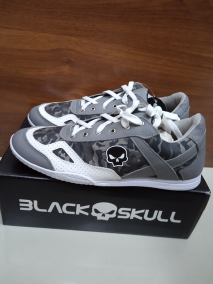 Tenis Black Skull Bs 2040