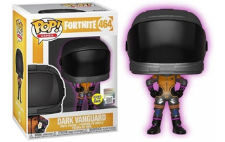 Funko Pop! Fortnite - Dark Vanguard 464 Glow Original