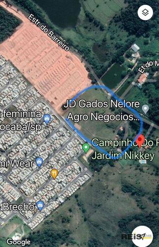 Imagem 1 de 1 de Área À Venda, 67000 M² Por R$ 10.050.000 - Jardim Josane - Sorocaba/sp - Ar0389
