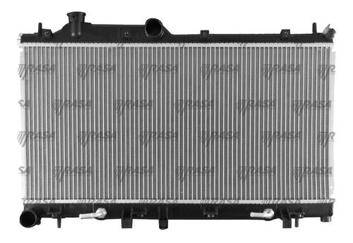 Radiador Subaru Xv 13-15 L4 2.0