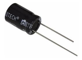 20 Capacitores Eletrolitico Radial 22ufx 250v Para Cornetas