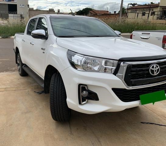 Toyota Hilux Cabine Dupla 2.8 Tdi Srx 4x4 Aut
