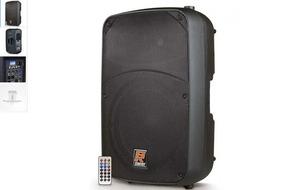 Caixa Ativa Staner Sr315a 300w Rms Bluetooth Usb Sr315 A