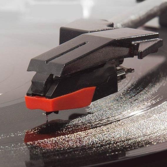 Agulha Vitrola Toca Discos Crosley Echo Classic Ion Completa