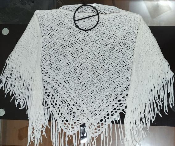 Poncho Crochet Bijoux Terner