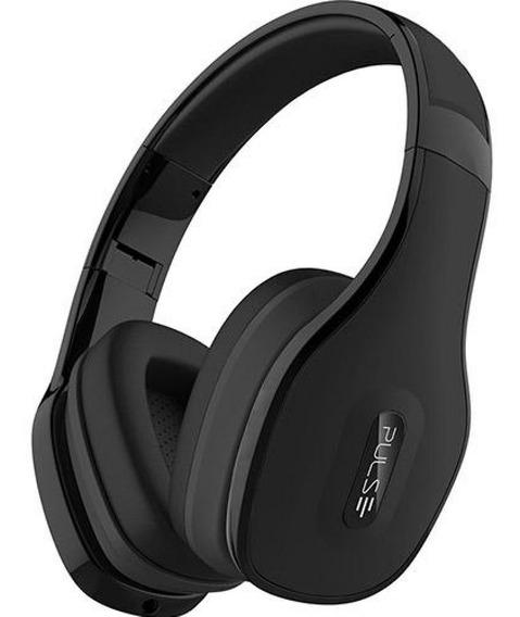 Headphone Pulse Bluetooth Ph150 Preto Com Nfe E Garantia