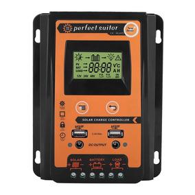 Controlador De Carga Mppt 30 A Para Energia Solar