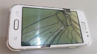Celular Samsung J 110 Para Retirar Peças Os 0482