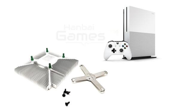 Dissipador Do Cooler - Processador Xbox One S + Brindes