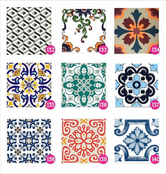 Vinilos Para Azulejos, Autoadhesivos Mosaicos Antiguos 20x20