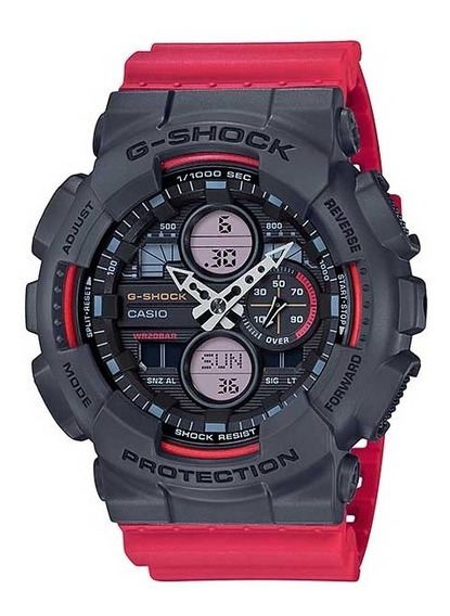 Relógio Masculino Casio G-shock Ga-140-4
