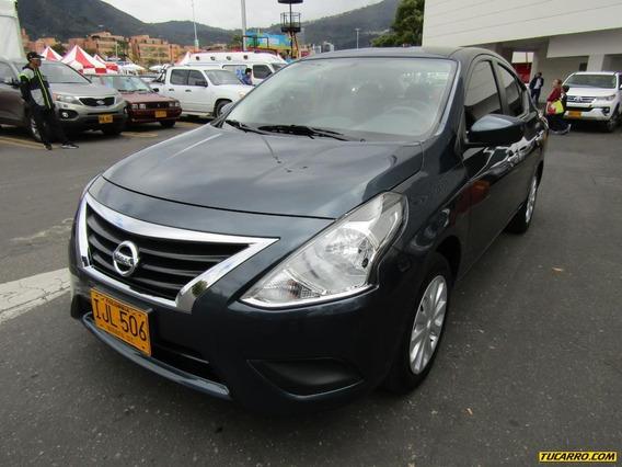 Nissan Versa Sense 1.6 At