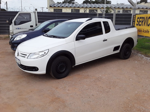 Volkswagen Saveiro Cabina Extendida Año 2013