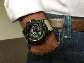 Relógio Militar Smael Esportivo A Prova D`água S-shock Top