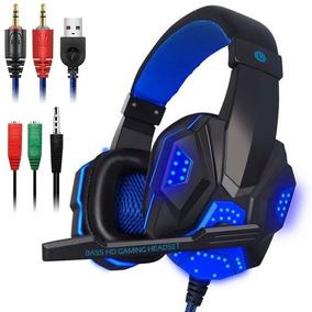 Headset Gamer Sy830mv Azul