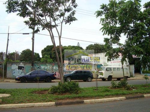 Área Residencial À Venda, Jardim Amanda I, Hortolândia. - Ar0063
