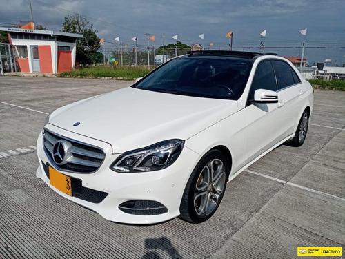 Mercedes-benz Clase E200 Cgi Nueva Cara