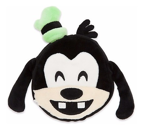 Emoji Goofy Plush!! Original Disney Store