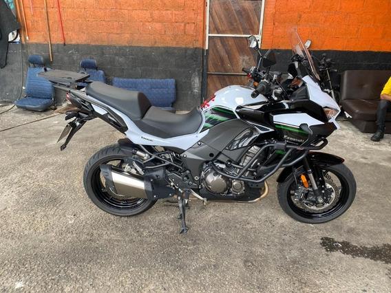 Versys 1000 Usada Apenas 02 Meses Moto Equipada