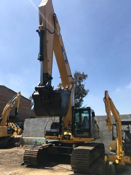 Excavadora Caterpillar 330dl Año 2008
