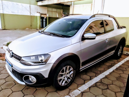 Imagem 1 de 5 de Volkswagen Saveiro 1.6 Cross  Cd