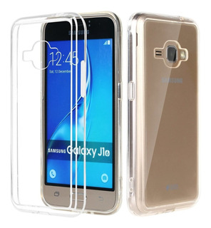 Forro Estuche Protector Samsung J1 2016 J120 Express 3 Amp 2