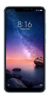 Xiaomi Redmi Note 6 Pro Dual SIM 64 GB Azul 4 GB RAM