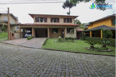 Casa Residencial À Venda, Santa Felicidade, Curitiba. - Ca0041