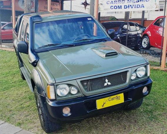 Mitsubishi L200 Cd Gls 2002