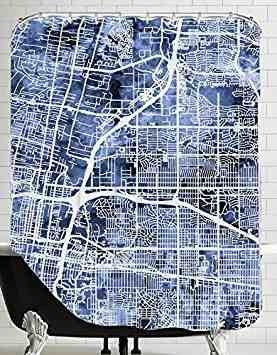 American Flat Albuquerque New Mexico City Street Map New 4