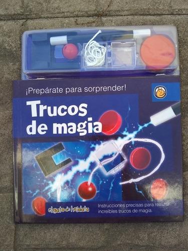 Libro Infantil  Trucos De Magia  Colección Recrearte