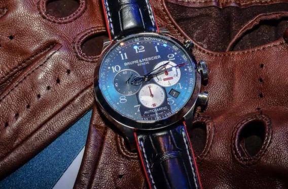 Reloj Edición Limitada Shelby Cobra 1965 Baume & Mercier