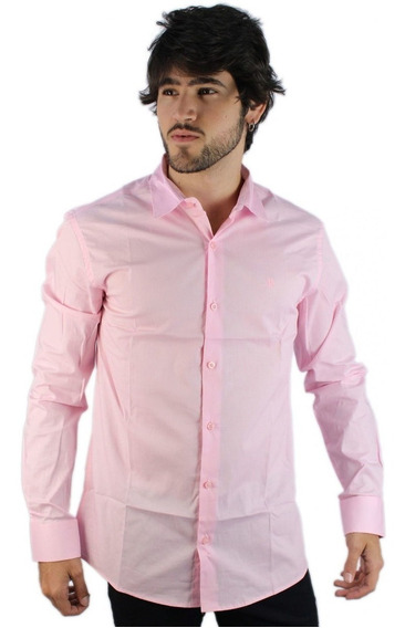 Camisa Social Masculina Polo Wear Branca 000062609