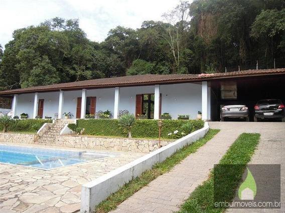 Casa Em Condomínio Para Venda Em Itapecerica Da Serra, Jardim Dos Pinheiros, 4 Dormitórios, 4 Suítes, 7 Banheiros, 4 Vagas - 57