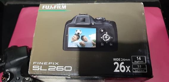 Camera Fugifilm Sl 260 Fine Pix