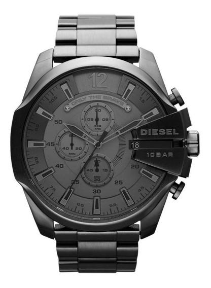 Relógio Diesel Masculino Mega Chief - Dz4282/1cn