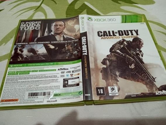 Call Of Duty Advanced Warfare Dublado Original Xbox360 X12#b