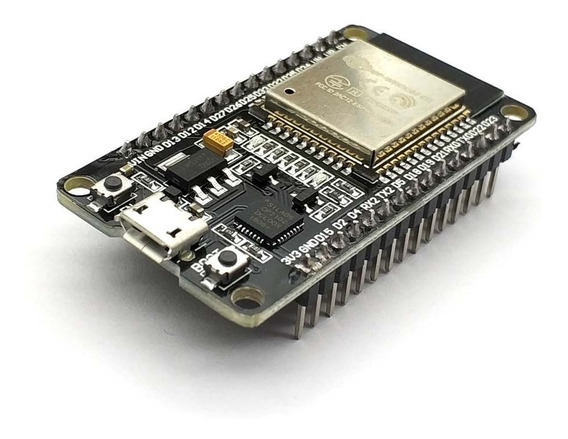 Esp32 Esp 32 2.4ghz Wireless Wifi + Bluetooth Esp32s Esp-32