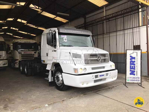 Caminhão M.benz Ls 1634 6x2 2010 Unico Dono