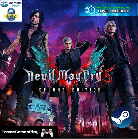 Devil My Cry 5 Deluxe Edition | Pc Steam Offline