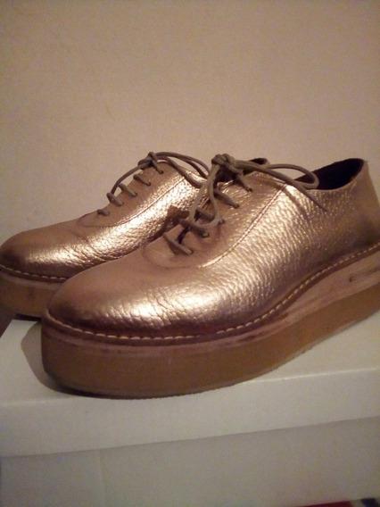 Zapato De Mujer Viamo Bruki