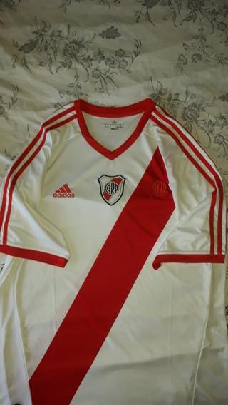 Camiseta 2010 River Plate Original Sin Sponsor Imperdible!!!